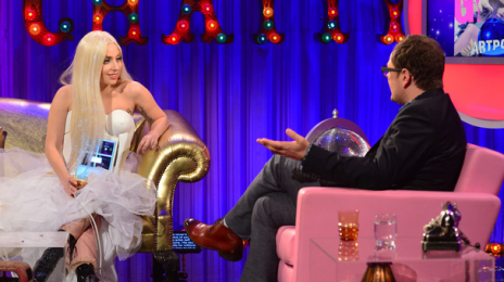 Watch: Alan Carr Interviews Lady GaGa (Full Interview)