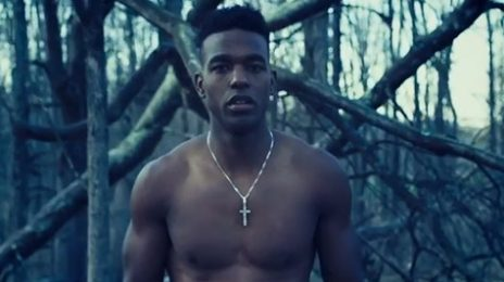 New Video:  Luke James - 'Strawberry Vapors'