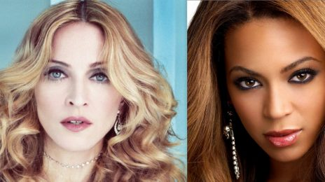 Beyonce: 'I Want To Follow In Madonna's Footsteps'