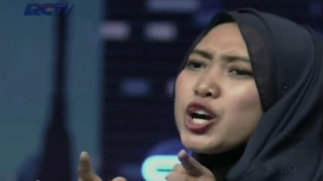 Beyonce Impacts 'Indonesian Idol' With 'Love On Top'