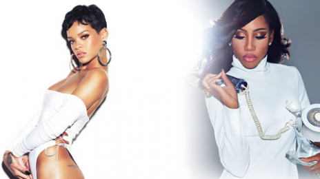 Chart Check: Rihanna Scores 13th Billboard #1 / Sevyn Streeter Rocks iTunes UK With 'It Won't Stop'