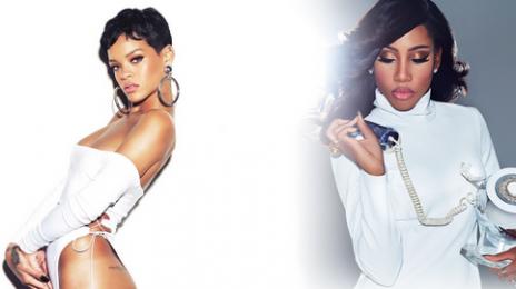 Chart Check: Rihanna Scores 13th Billboard #1 / Sevyn Streeter Rocks iTunes UK With 'It Won't Stop'