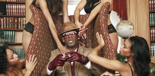 rkelly cookie thatgrapejuice New Video: R. Kelly   Cookie