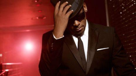 Watch: R. Kelly Visits Kimmel / Talks 'Black Panties' & 'The McDonalds Song'