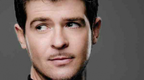 New Video:  Robin Thicke - 'Feel Good'