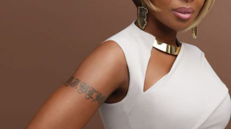R.Kelly & Mary J.Blige To Launch 2014 'King & Queen Tour'