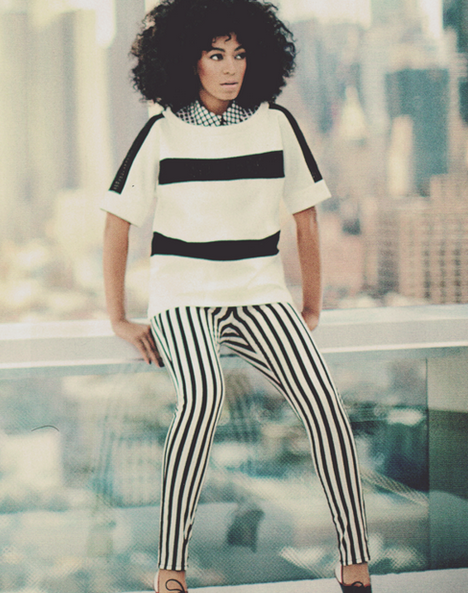 solange that grape juice she is diva 1 Solange Talks Motherhood, Music & Using The Beyonce Card