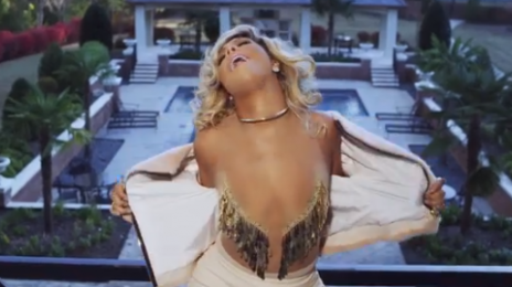 New Video: Tamar Braxton - 'All The Way Home'