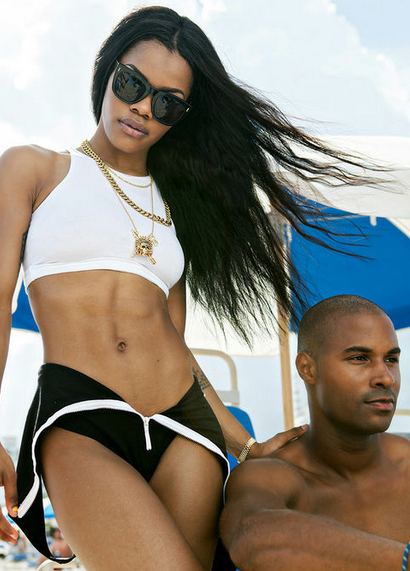 teyana taylor that grape juice 1 Adidas Terminate Teyana Taylor Contract Following Rihanna Feud