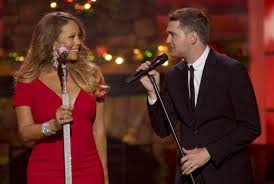 Watch: Mariah Carey Duets With Michael Buble On New Christmas Special