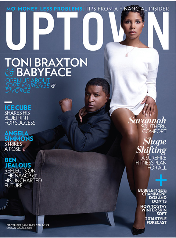toni braxton babyface uptown thatgrapejuice Toni Braxton Covers UPTOWN With Babyface / Talks Depression, Retirement, & Return To Music