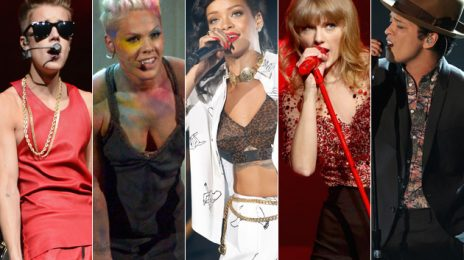 Bruno Mars Tops Rihanna, Katy Perry, and Taylor Swift For Billboard's 'Artist of the Year'