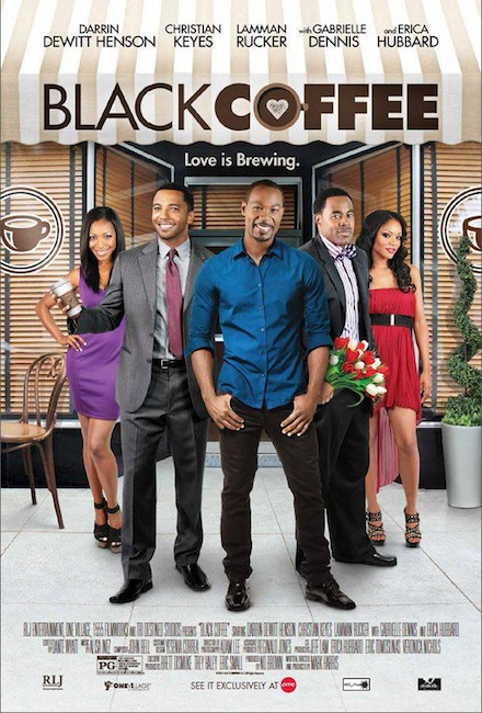 Black Coffee Movie 2014 4 Exclusive:  ThatGrapeJuice Interviews Black Coffee Stars Darrin Henson & Lamman Rucker