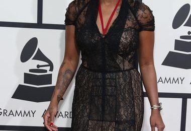 Red Carpet Arrivals:  2014 Grammy Awards