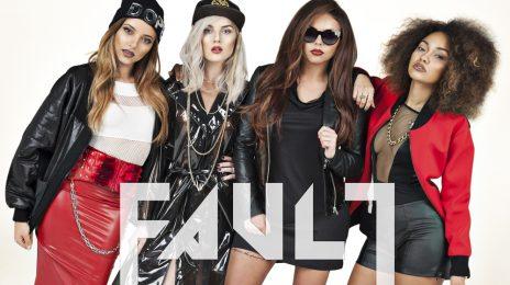 Hot Shots: Little Mix's Fierce 'Fault' Photoshoot