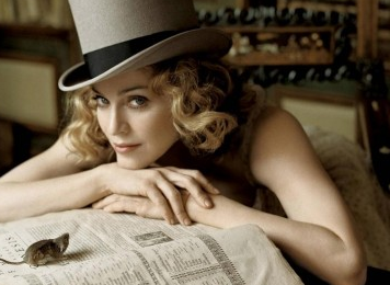 Report: Madonna Working On New Album?