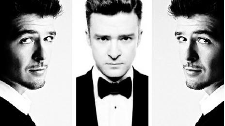 John Legend, Robin Thicke, & Justin Timberlake Lead 2014 NAACP Image Award Music Nominees