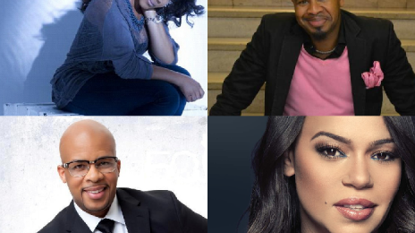 The Overflow (Gospel News Round Up): Faith Evans, Earnest Pugh, Dewayne Woods, James Fortune, The Showers, J. Moss, & More