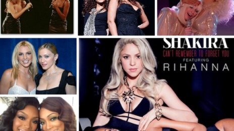 Weigh In:  How Does Shakira & Rihanna's New Tune Stack Up Against Other Famous Diva Duets?