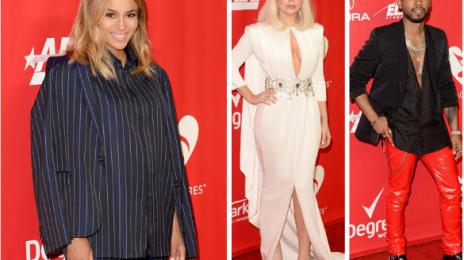 Hot Shots:  Lady Gaga, Alicia Keys, & Ciara Shine At MusiCares Gala