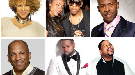 The Overflow (Gospel News Round-Up):  Zacardi Cortez, Donnie McClurkin, Erica Campbell, The Showers, & Devon Baker