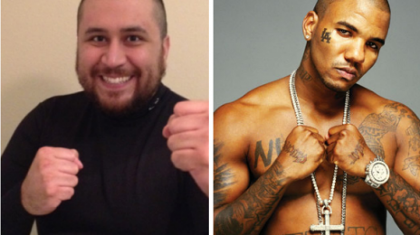 Rapper The Game Responds To George Zimmerman Boxing Invite:  'I Will Beat The F*** Out of You'