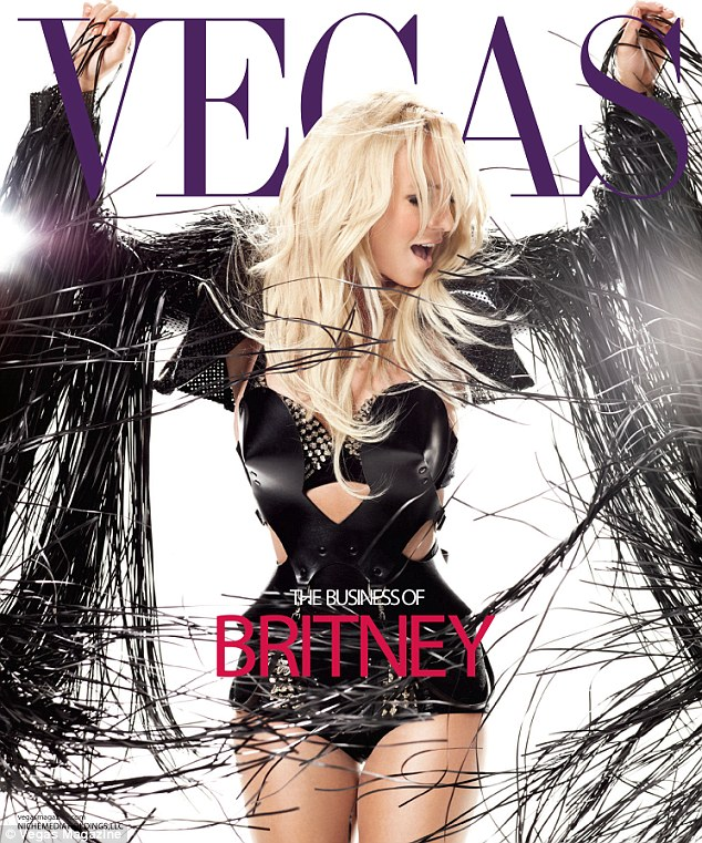 article 2545715 1AF0431700000578 215 634x761 Hot Shots:  Britney Spears Stuns In Vegas Magazine