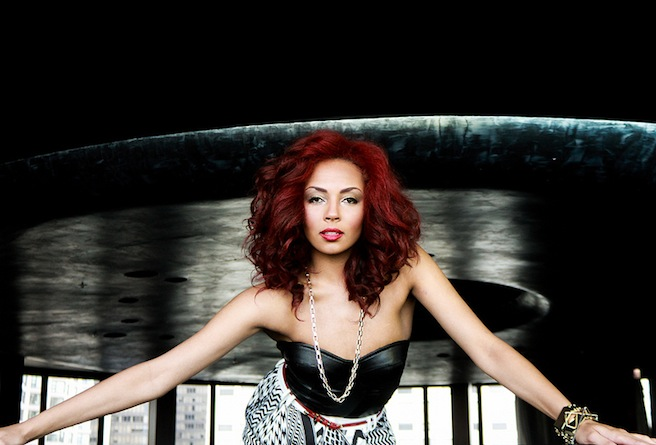 ashleyeverett11 Exclusive: Ashley Everett, Beyonces Lead Dancer, Dishes On Singers Latest Album, Tour Reboot, and More!