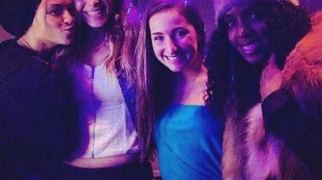 Hot Shots:  Beyonce & Kelly Rowland Surprise Unsuspecting Karaoke Singers