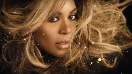 Hot Shot: New Beyonce 'Rise' Promo Revealed