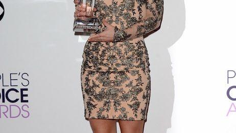 Hot Shots:  Britney Spears, Justin Timberlake, Jennifer Hudson & More Shine At 2014 People's Choice Awards