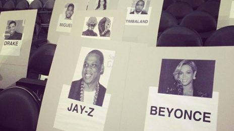 Revealed: Where The Stars Are Sitting At The 2014 Grammys