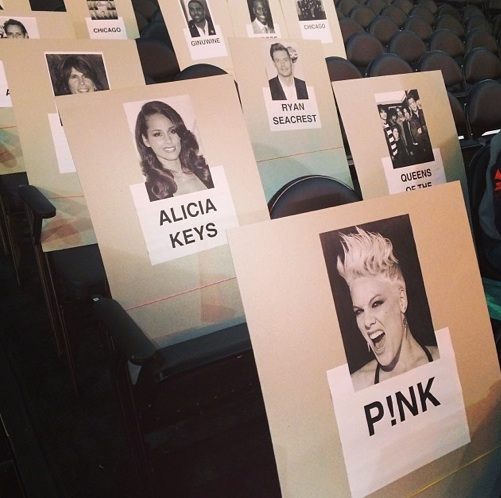 grammy seating 2014 3 Revealed: Where The Stars Are Sitting At The 2014 Grammys