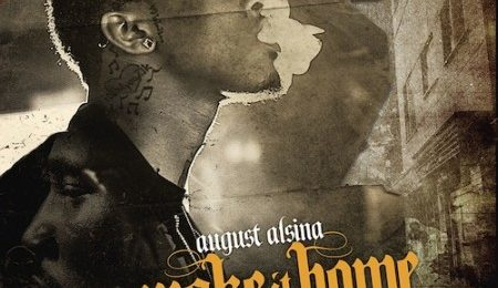 New Song:  August Alsina Ft. Jeezy - 'Make It Home'