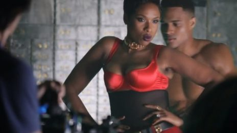 Behind The Scenes: Jennifer Hudson - 'I Can't Describe (The Way I Feel)' Video