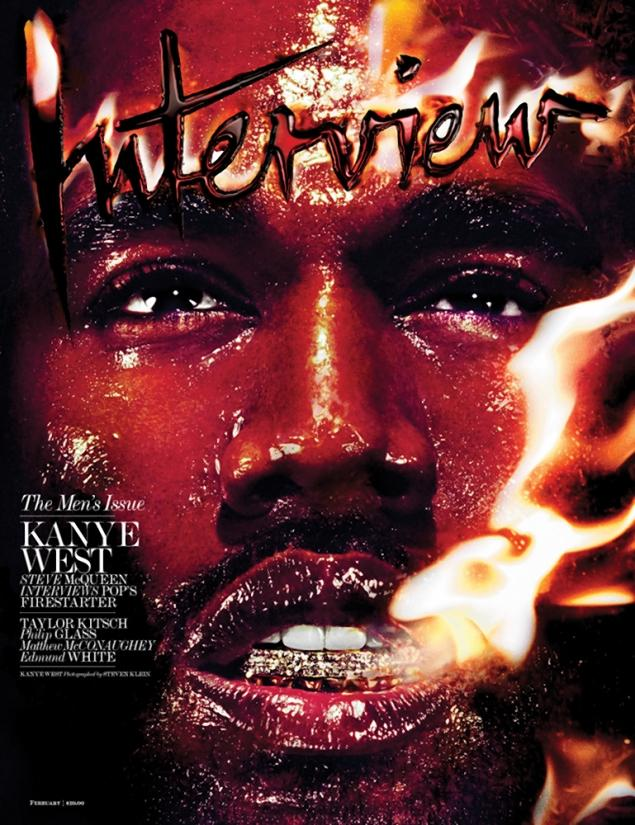 kanye west interview 2014 Controversial Kanye West Covers Interview Magazine