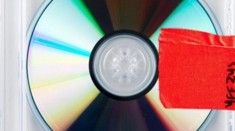 Kanye West's 'Yeezus' Certified Platinum