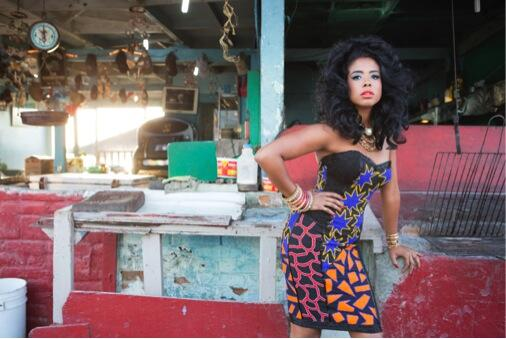 New Song: Kelis   Rumble