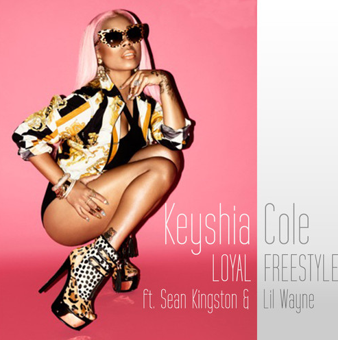 keyshia cole that grape juice she is diva that grape juice Must Hear: Keyshia Cole   Loyal (Ft Lil Wayne & Sean Kingston)