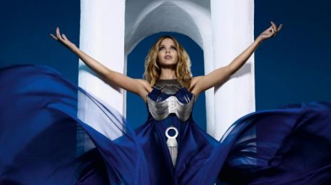 Sneak Peek: Kylie Minogue - 'Into The Blue' Video