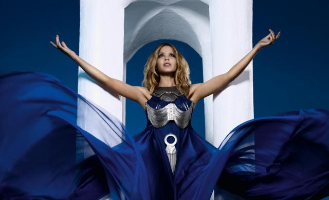 kylie minogue 2014 Sneak Peek: Kylie Minogue   Into The Blue Video