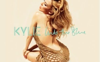 Kylie Minogue Unwraps 'Into The Blue' Single Cover