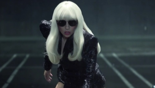 lady gaga o2 ad thatgrapejuice Watch: Lady GaGa Debuts New O2 Tour Commercial