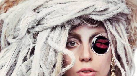 Lady GaGa Announces New 'ARTPOP' Single?