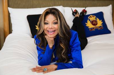 LaToya Jackson Releases 'Feels Like Love' Single Cover