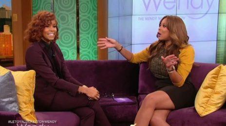 Watch: LeToya Luckett Visits 'Wendy' / Talks New Music, Beyonce, & More