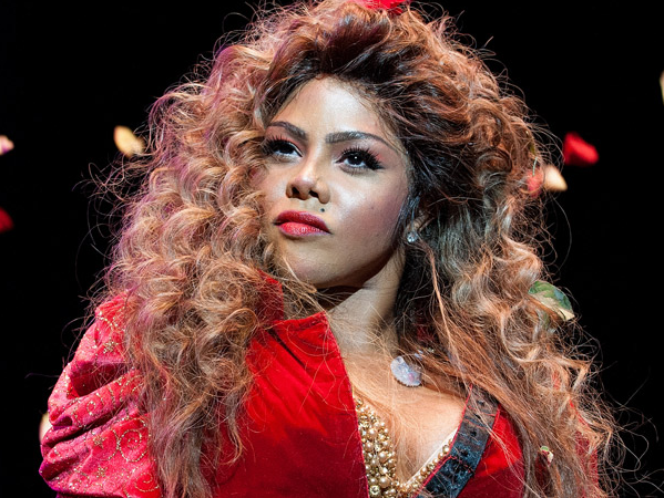 lil kim that grape juice she is diva tgj 12 Lil Kim Slapped With $150,000 Lawsuit Following Zombie Theft