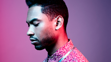 Former Lady GaGa Manager Signs...Miguel