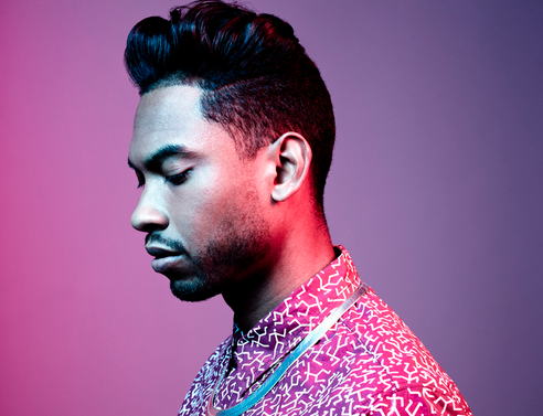 miguel that grape juice she is diva that grape juice Former Lady GaGa Manager Signs...Miguel