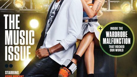 Nicki Minaj Covers ESPN Magazine Issue Dedicated To Janet's Super Bowl Malfunction